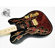 Fender® James Burton Telecaster® '2013 RPF (S-1™ switch) (новое)