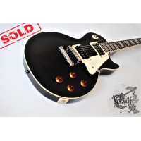 Epiphone Les Paul Standard '2006 Ebony Black Chrome (отличное)