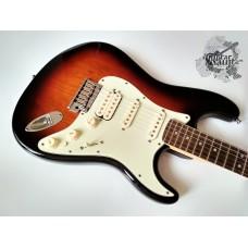 Fender® American Deluxe Stratocaster® HSS '2012 Sunburst w/case (новое)