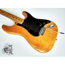 Fender® Ash Stratocaster '1978 Natural w/case (отличное)
