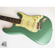 Fender® American Roadhouse Stratocaster® '1997 Teal Green