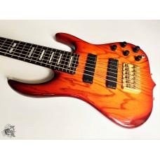 Peredrii Scorpio Custom Baritone Bass '2009 Amber w/case