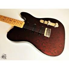 Fender® James Burton Telecaster® '1993 Red Paisley (добрий стан)