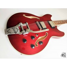 Ibanez AS73T '2014 Trans Cherry Red