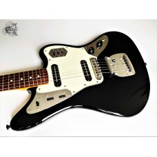 Fender® RI '66 Jaguar® '2007 Black w/case (идеальное)