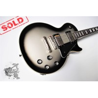 Epiphone Les Paul Custom '2008 Silver Burst (отличное)