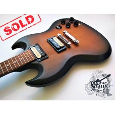 Gibson SG Junior ('61 Zebra) 120 ann. '2014 (витринное)