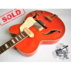 Ibanez Art Core AF75D (Gibson P-90) '2007 (отличное)