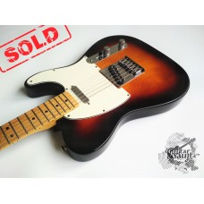 Fender® Standard Telecaster® MN '2012 Brown Sunburst (витринное)