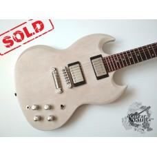 Gibson SGJ '2013 Rub White w/softcase (отличное)