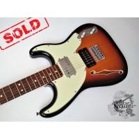 Fender® Japan '72 Pawn Shop '2010 Sunburst (витринное)