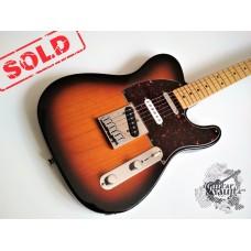 Fender® Deluxe Nashville Telecaster® '2001 Sunburst (отличное)