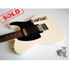 Fender® Standard HH PF Telecaster '2016 Olympic White (хорошее)