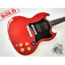 Gibson SG Classic P-90 '2010 Heritage Chery w/case