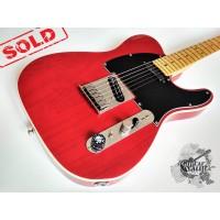 Fender® American Deluxe Ash Telecaster '1999 TW w/case (идеальное)