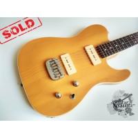 G&L Tribute ASAT Deluxe P-90 '2015 Butterscotch Blonde