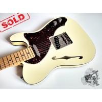 Fender® American Modern Ash Tele® Thinline '2011 OWT w/case docs (новое)