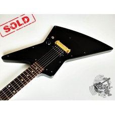 Gibson Explorer Melody Maker '2011 Satin Ebony w/softcase&docs