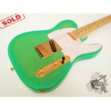 Fender® Richie Kotzen Telecaster® '2007 Surf Green (идеальное)
