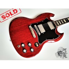 Gibson SG Standard '2012 Heritage Cherry w/case&docs (новое)