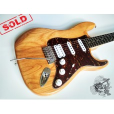 "Avaks ""Bluesy Cat"" Stratocaster '1998 Natural Ash (витринное)"