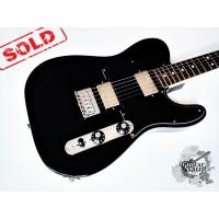 Fender® Blacktop Telecaster® HH RW '2011 Black (витринное)
