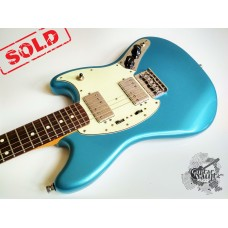 Fender® Pawn Shop Mustang® Special '2012 Lake Placid Blue (идеал)