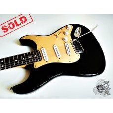 Fender® Blacktop Stratocaster® (Hot Rails, classic '50s) '2013 (отличное)