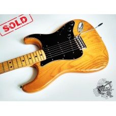 '1978 Fender® Ash Stratocaster Natural w/case (отличное)