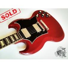 Gibson SG Standard '1991 w/case (отличное)