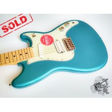Fender® LTD Duo-Sonic HS '2019 Lake Placid Blue (новое)