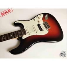 Fender® American Standard Stratocaster® '2013 Sunburst w/case