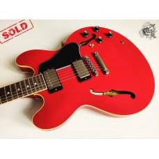 Gibson ES-335 Dot '2019 Satin Cherry w/case (новое)