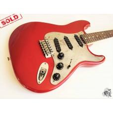 Fender® Standard Steel Stratocaster® (EMG™) '1995 (отличное)