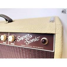 Fender® Super-Sonic™ 22 '2015 Blonde (ідеальний стан)