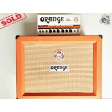Orange Dual Terror DT30 Head (отличное)