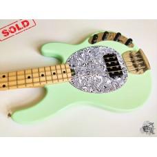 Gavrуlenko Stingray Bass EMG MM '2019 Surf Green