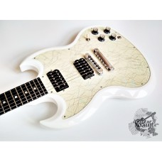 Gibson SG (1 of 400)  Limited '2007 White Jazz (отличное)