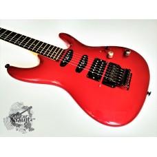 '1988 Ibanez USA Custom Series w/case (signed Steve Vai)