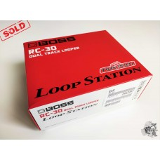 Boss RC30 Loop Station (новое)